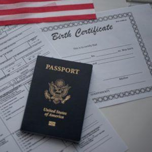 Traducciones de certificados de nacimiento